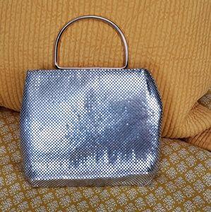 Handbags - Sliver Clutch